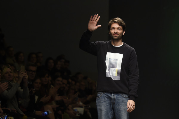 Words l Kati Chiatrakorn  Photo l AFP l Massimo Giorgetti, creative director of Emilio Pucci