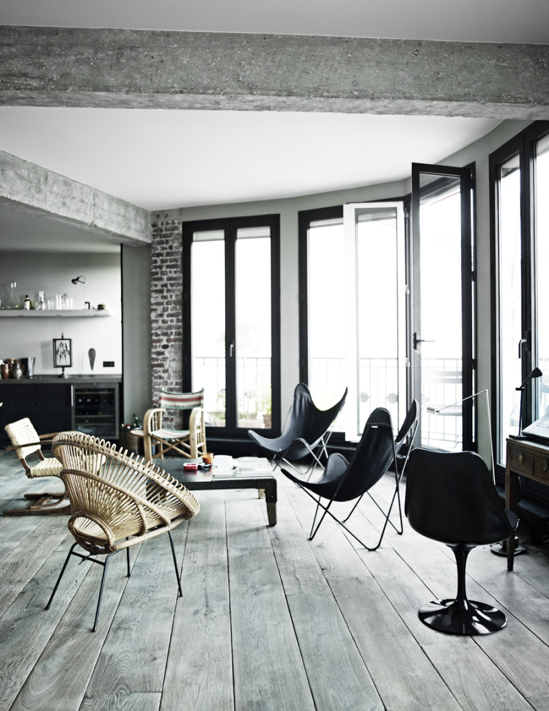 A DREAM PARISIAN LOFT