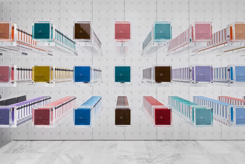 Nendo Designs BbyB's First Overseas Chocolate Shop