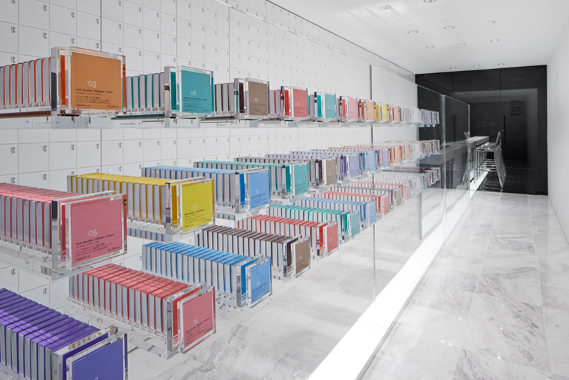 Nendo Designs BbyB's First Overseas Shop