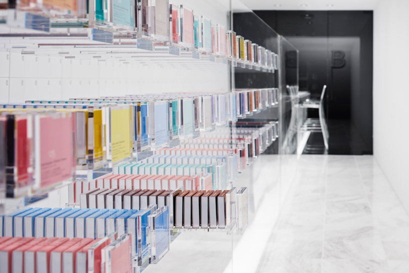 Nendo Designs BbyB's First Overseas Chocolate Shop Thats it