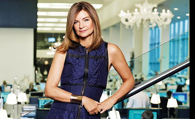 Photo l  Natalie Massenet, founder of Net-a-Porter