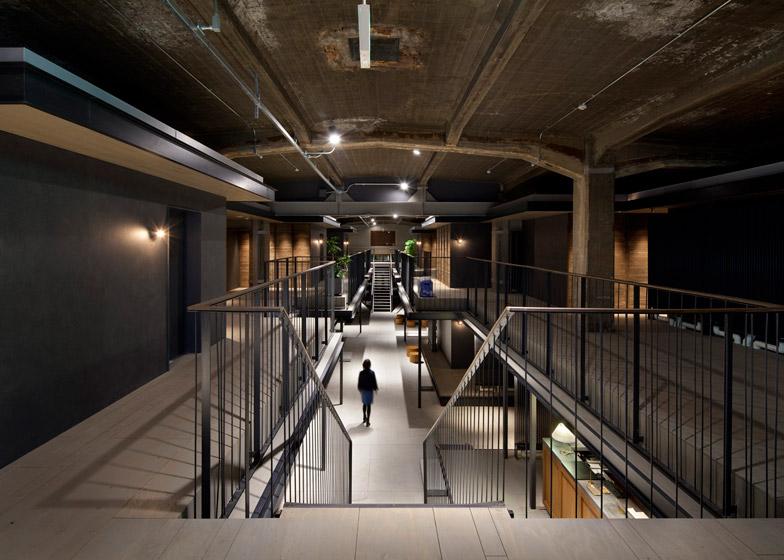 Onomichi u2 hotel