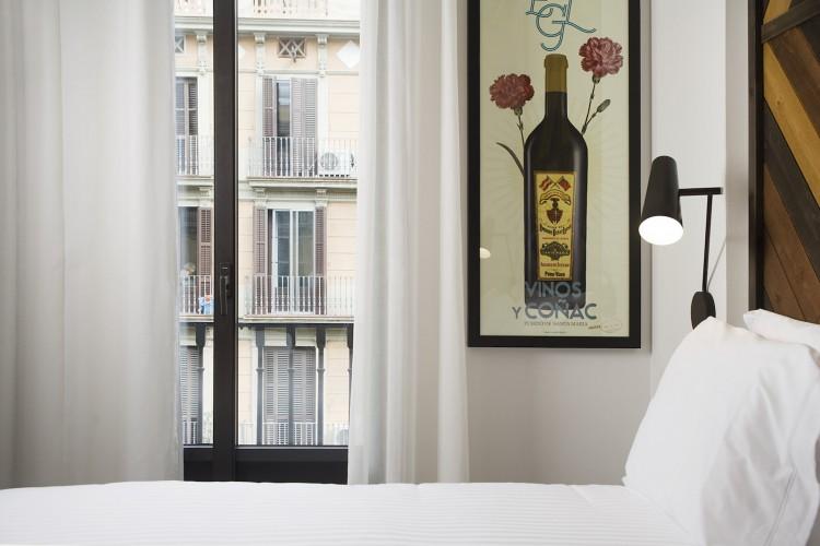 Hotel Praktik Vinoteca Barcelona