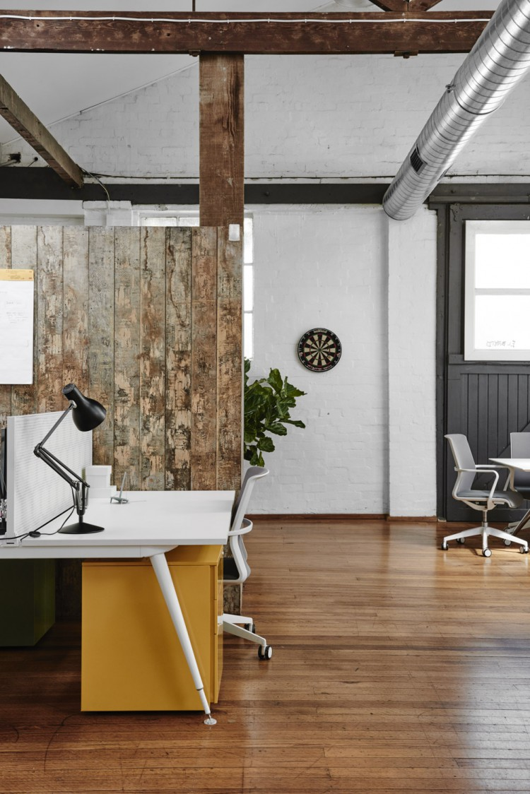 Metric Consulting Wharehouse Workspace