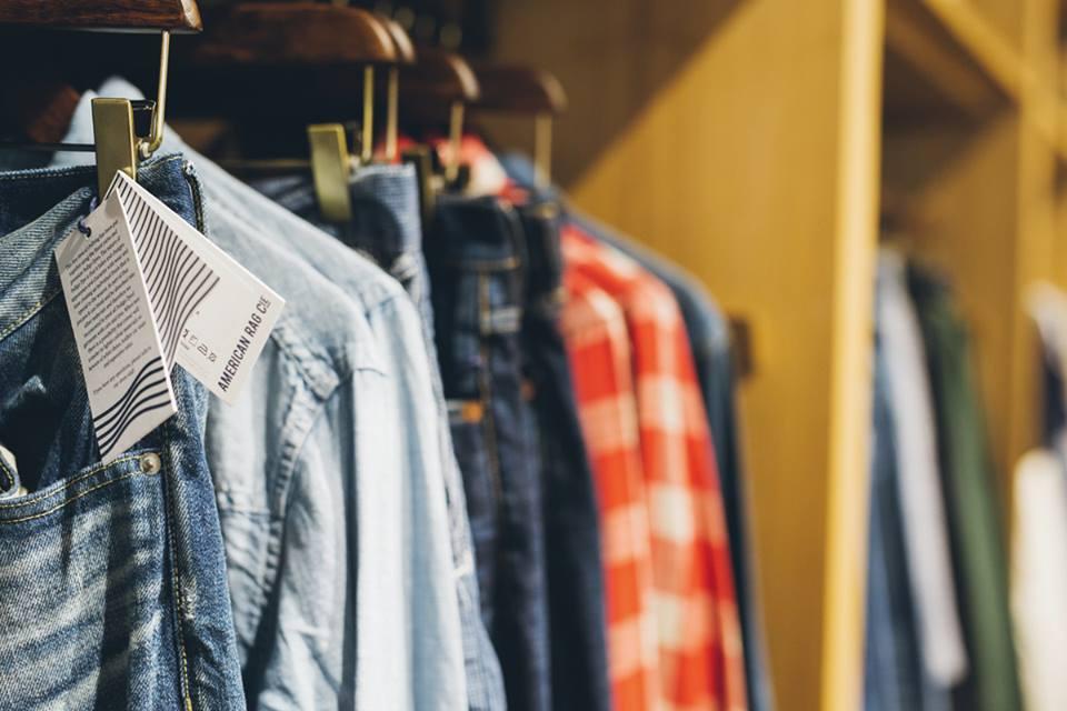 US fashion retailer American Rag Cie has made its China debut -thatsitmag