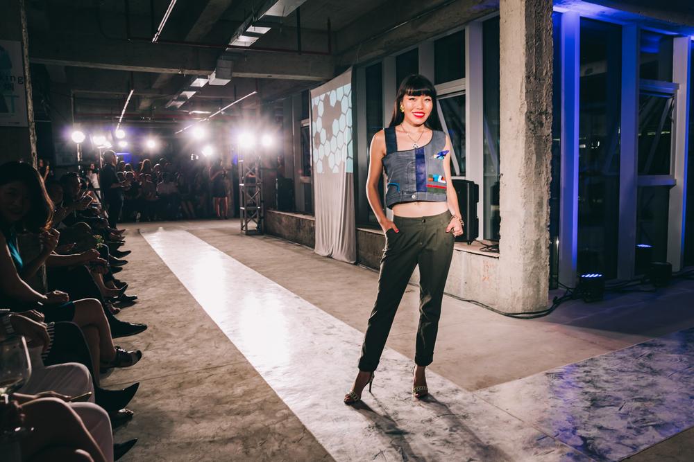 Fashion Blogger  - Wenjun Lau