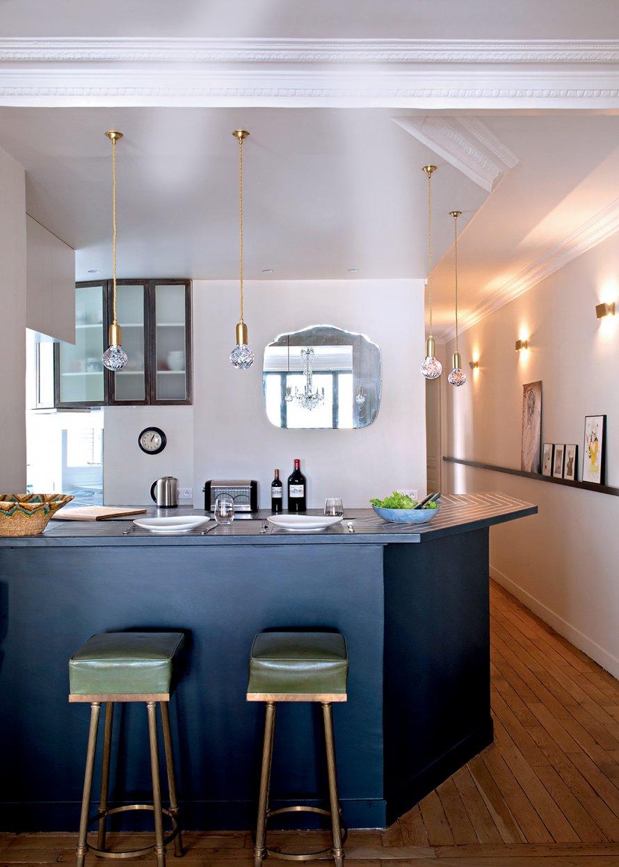 Parisian Haussmannian Apartment-3