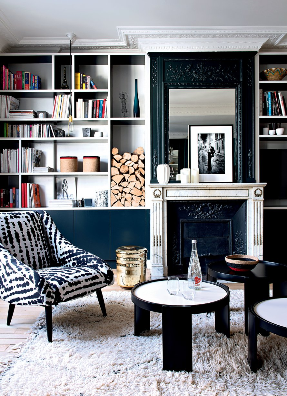 Parisian Haussmannian Apartment-2