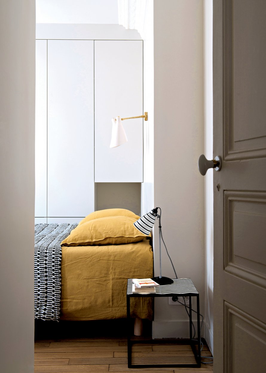Parisian Haussmannian Apartment-4