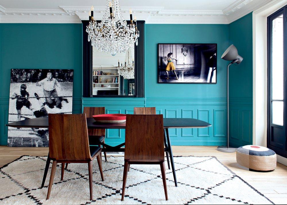 Parisian Haussmannian Apartment-1