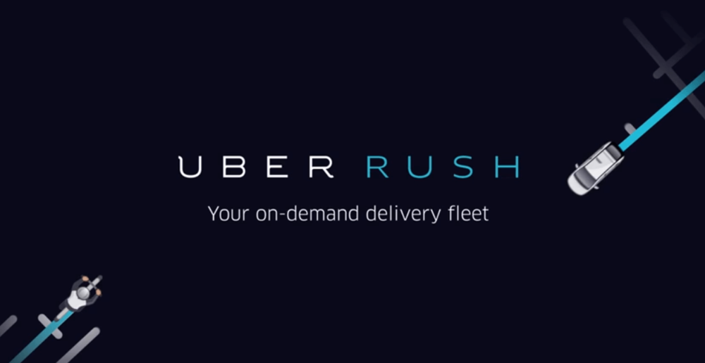 Uber Launches UberRUSH