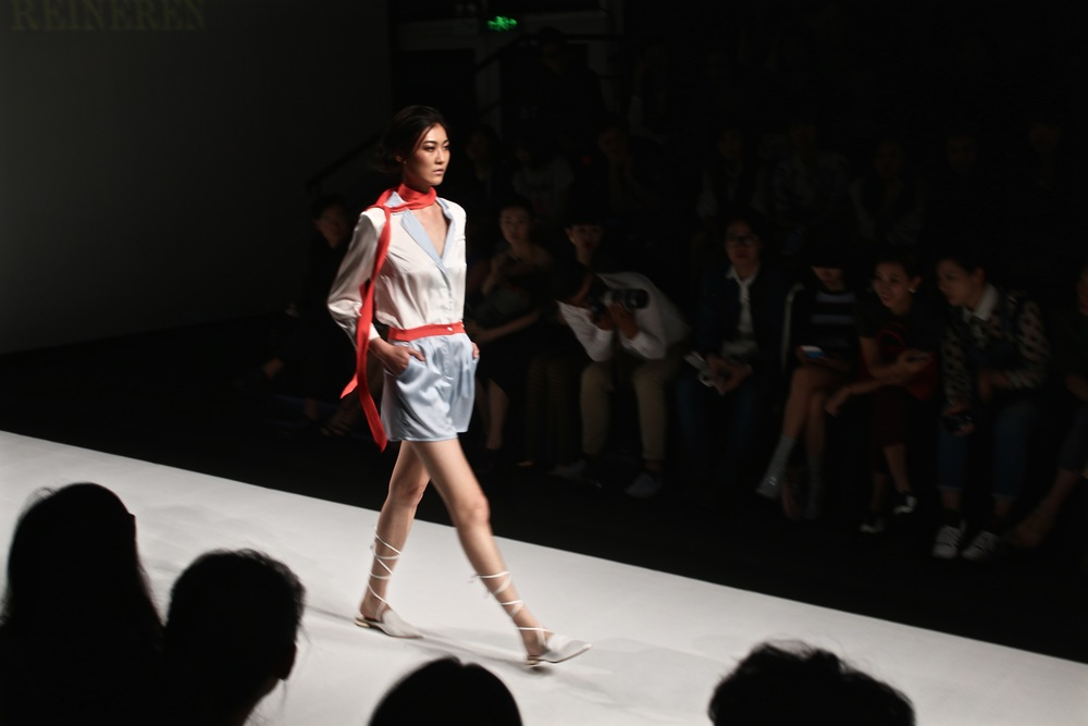 REINEREN x Hello Kitty - Shanghai Fashion Weeks-3