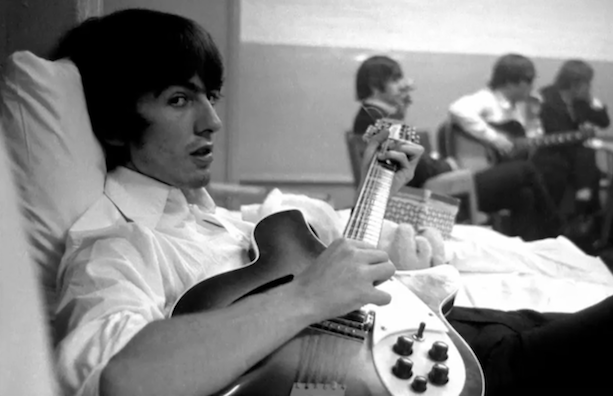 '  George Harrison: Living in the Material World 'documentary film by Martin Scorsese