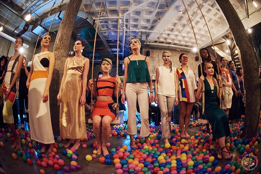 Joyce Wang SS16 Shanghai Fashion Week