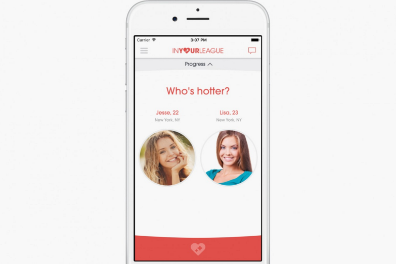 mobile dating app