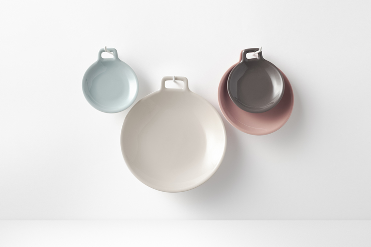Totte-plate Collection By Nendo