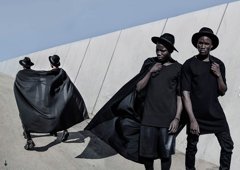 "HEX Clothing launches ""Lunar Volumes"" Collection"
