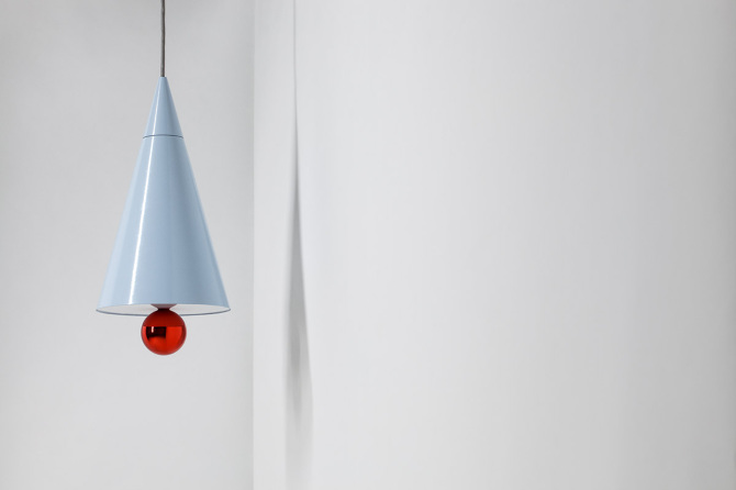 CHERRY ON THE BOTTOM   Pendant Light