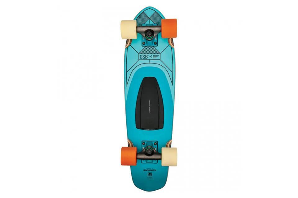 Skateboard With A Built-In Speaker Thatsitmag