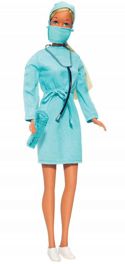 Barbie surgeon, 1973