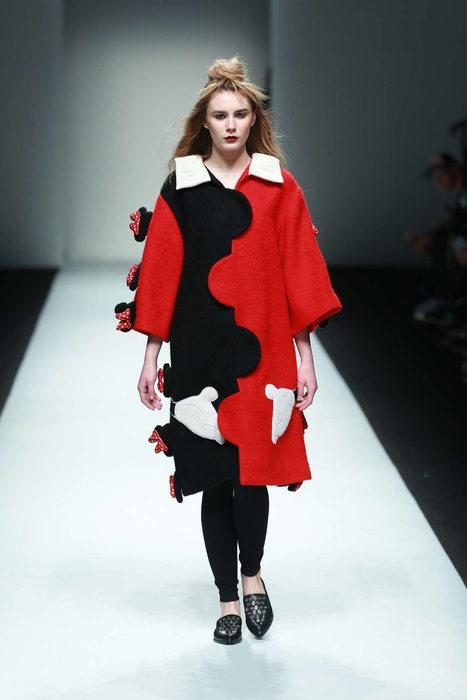 Cindy Soong AW16 at Shanghai Fashion Week
