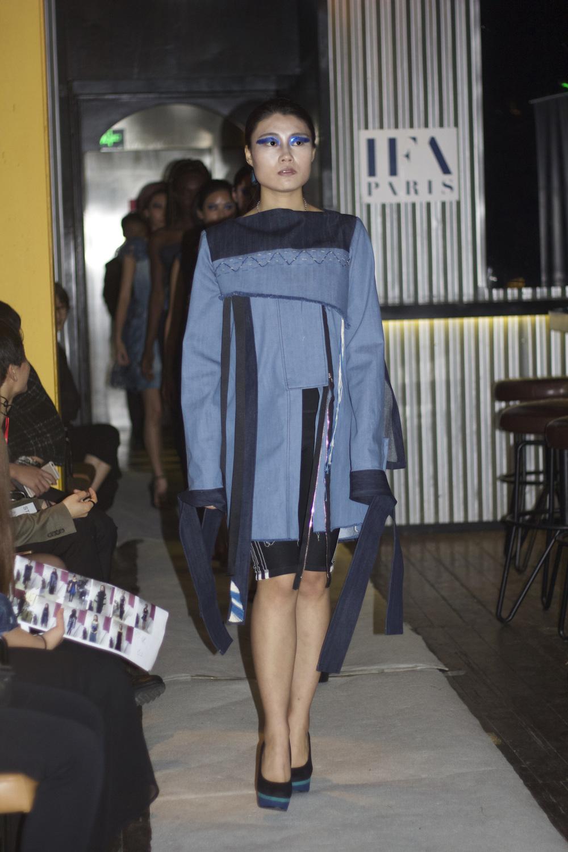 IFA Paris Denim Mini Fashion Show at Shanghai-thatsitmag