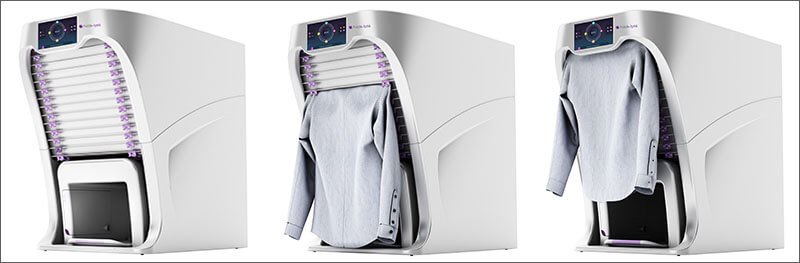 This Machine Will Fold Your Laundry So You Don't Have To-thatsitmag