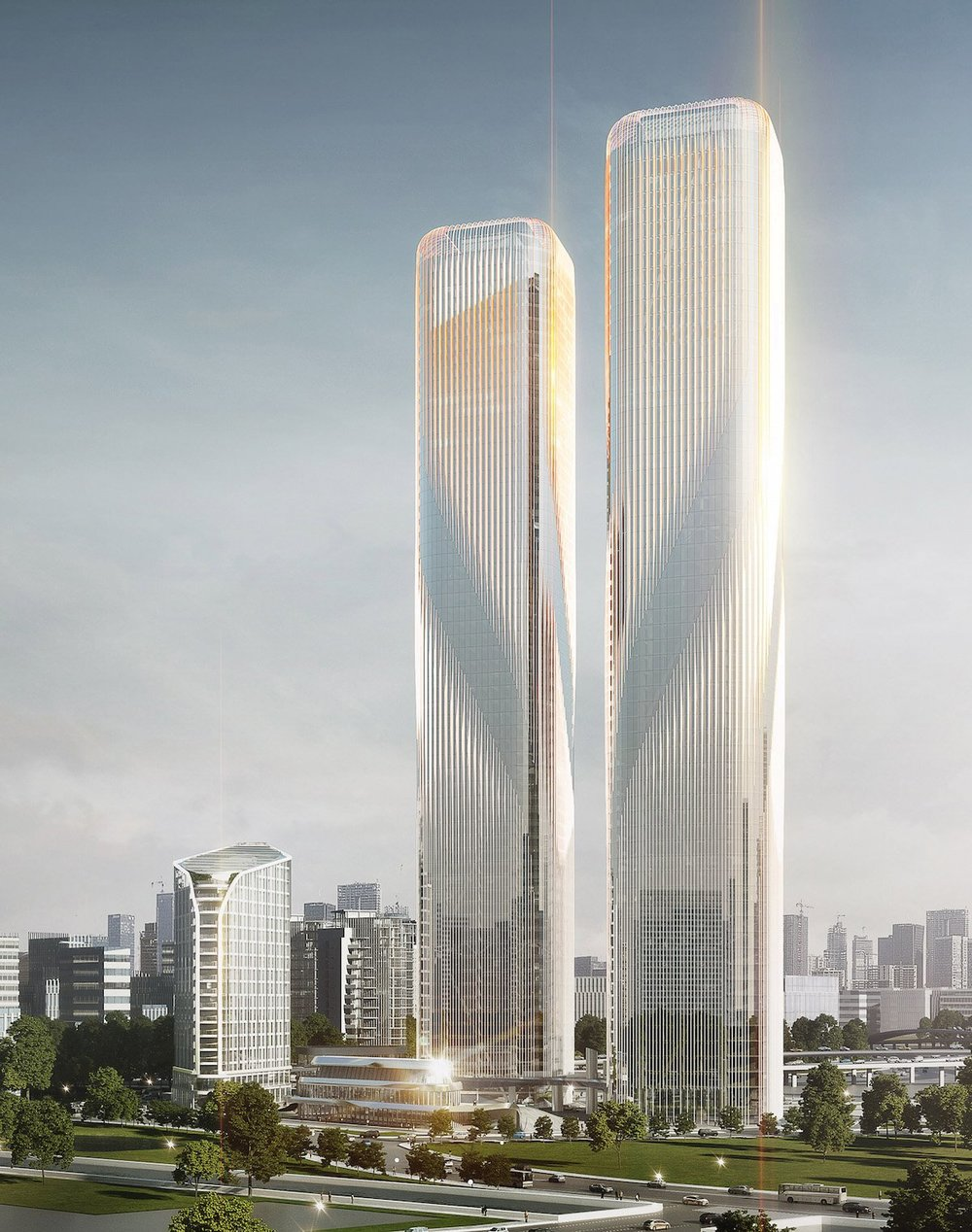 two-beautiful-towers-in-china-will-change-colors-based-on-whre-you-are-standing-thatsitmag7.jpg