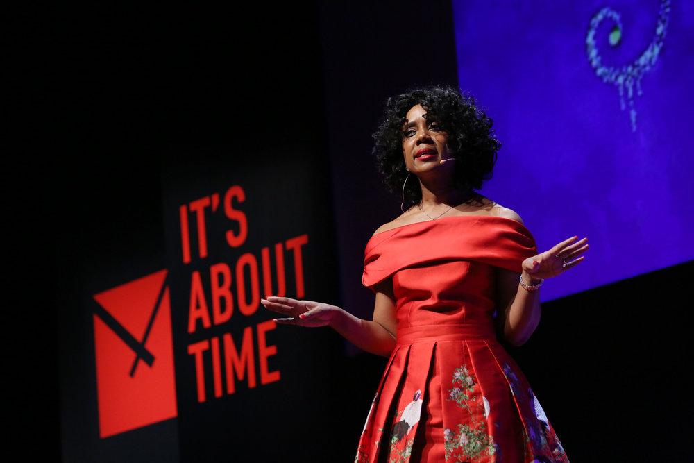 """Valerie Brown:""""Trust the procrastinator"""""""