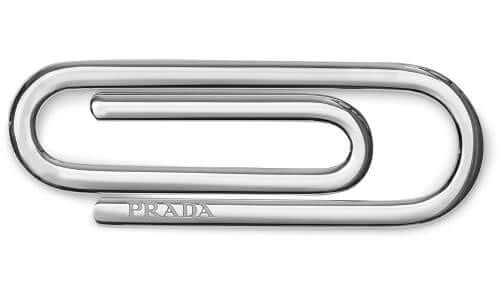 Ridiculous Luxury Products- Ellie Franklin- That's it Mag- Wealth- Luxury- Prada paperclip