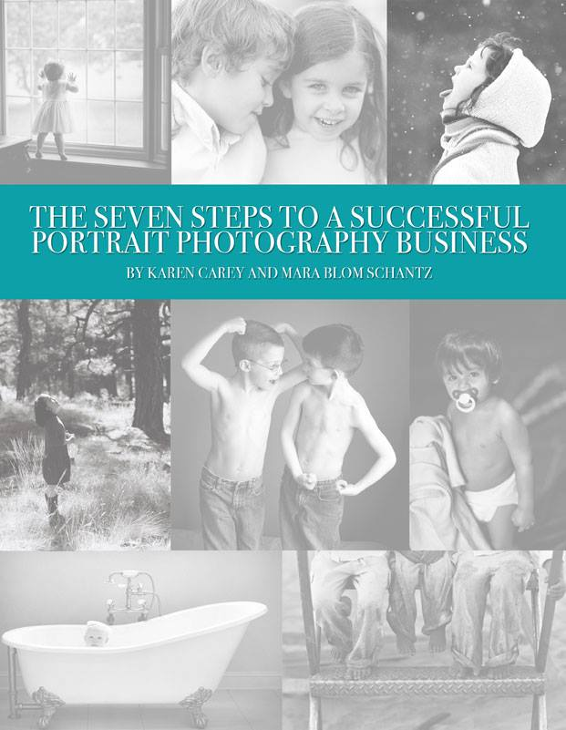"""7 Steps to a Successful Portrait Photography Business"" available   here  ."