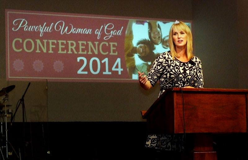 Powerful Woman of God Conference 2014