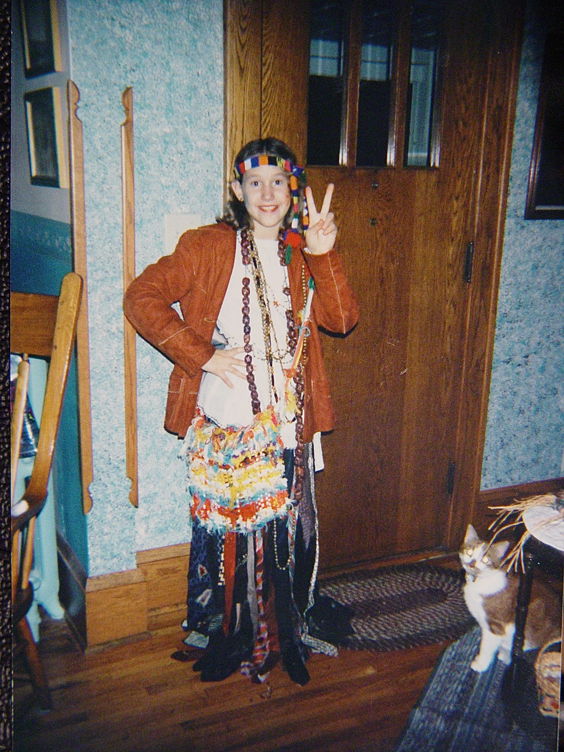 behind the song hitchhiker of the universe and the legendary hippie halloween costume - Universe Halloween Costume