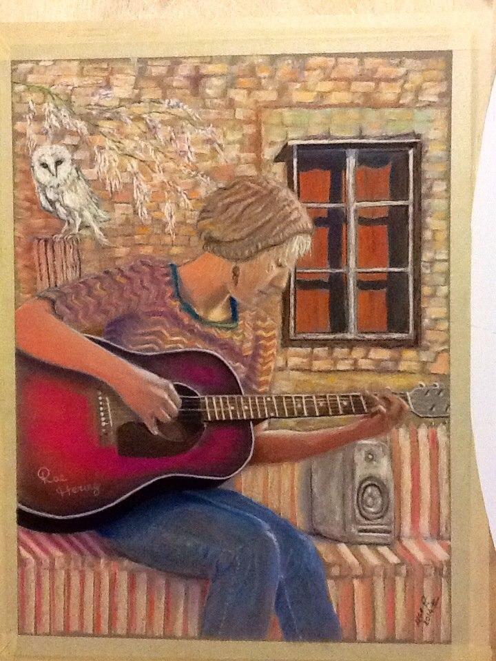 Ugo's painting
