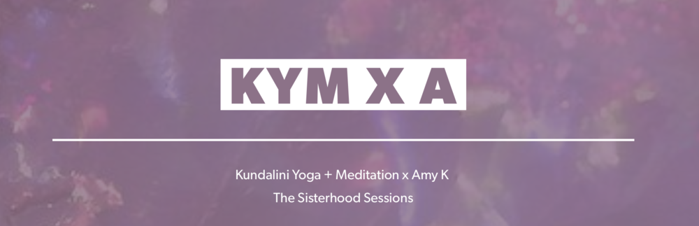 Kundalini Yoga + Meditation x Amy K  The Sisterhood Sessions  This is YOU time! Weekly 1 hour women's sessions at The Studio Dancers in Staten Island. Warm up and chill out Thursday mornings 10:30am-11:30am with kundalini yoga & meditation experiences guided by Amy K. A fun and powerful yoga and meditation practice that is empowering for EVERY body.  Space is limited.  RSVP  HERE  to reserve your spot  $20 cash, venmo or PayPal onsite  To Bring: Yoga mat, blanket, water bottle, open heart, open mind  Optional: meditation cushion/pillow, shawl, journal  Complimentary tea and small bite will be served after each session  **bring 3 friends and get your next session for free!  If you have any questions or inquiries please email kymxabooking@gmail.com