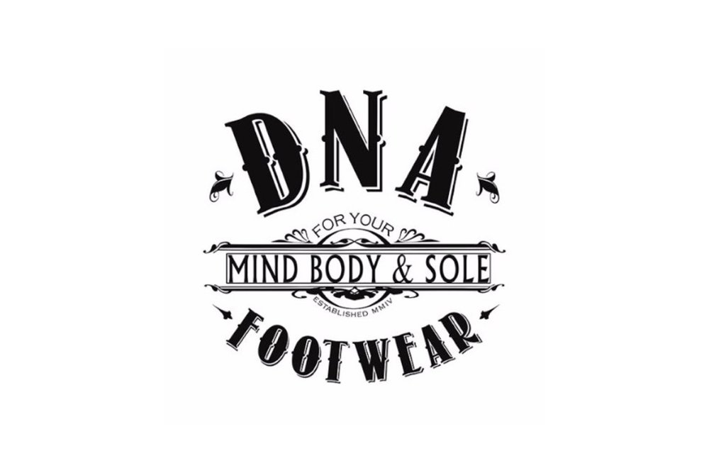 DNA Footwear - Retail shop specializing in footwear - rustic chic boutique shopping experience. Energizing folk house, deep house, modern, hip and soulful tunes.dnafootwear.com -