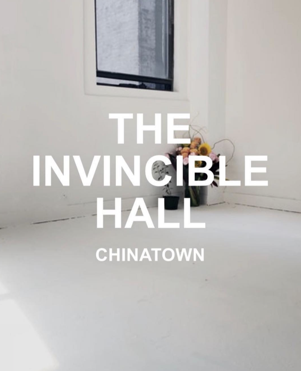 The Invincible Hall Chinatown