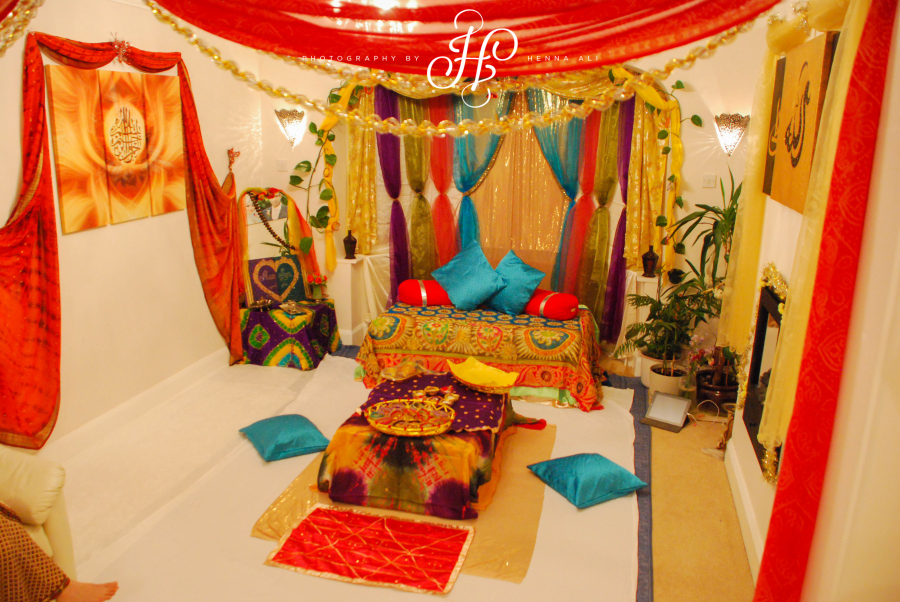 Mehndi Decoration Hall : Ideas and inspiration mehndi decor henna ali