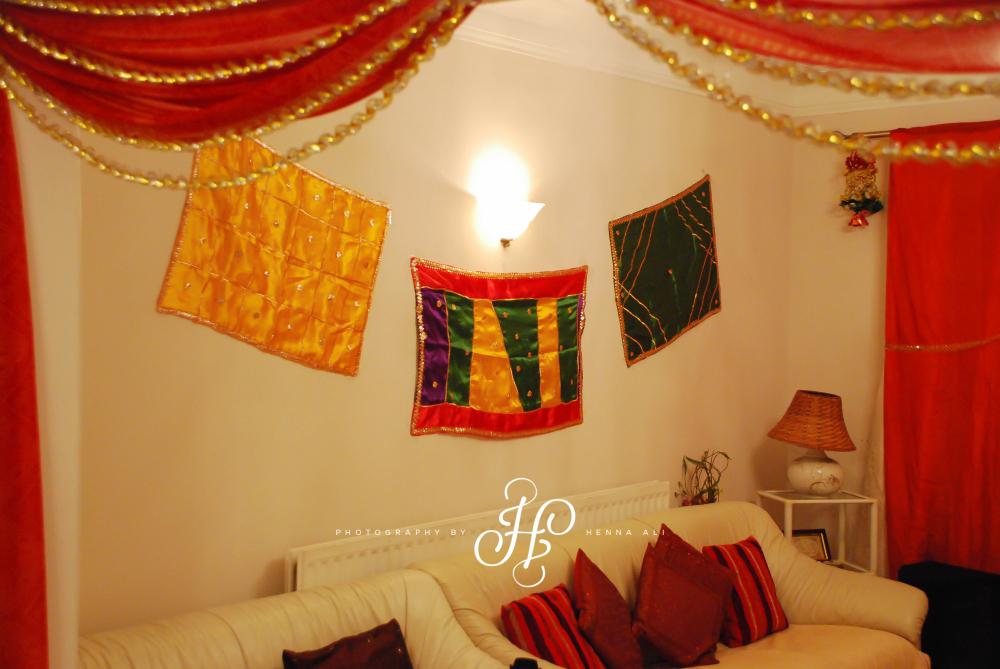 Mehndi Decoration At Home With Flowers : Ideas and inspiration mehndi decor u henna ali