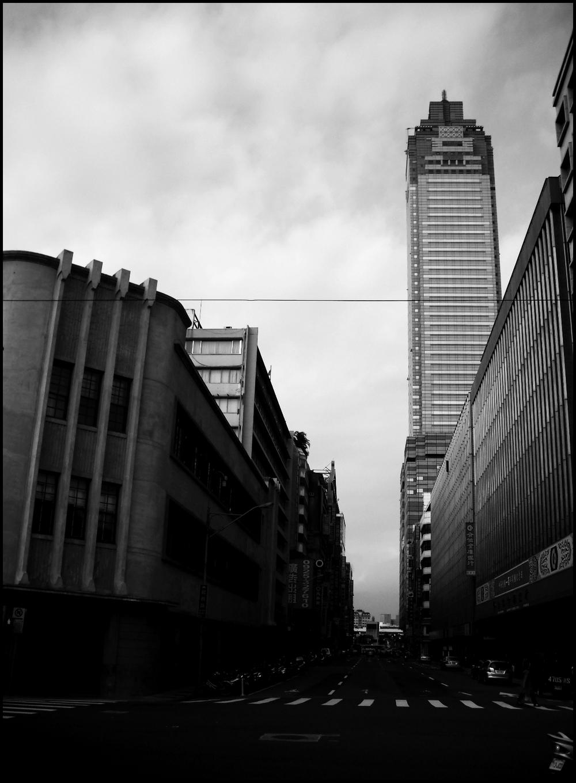 Guanqian Road, Taipei  館前路, 台北
