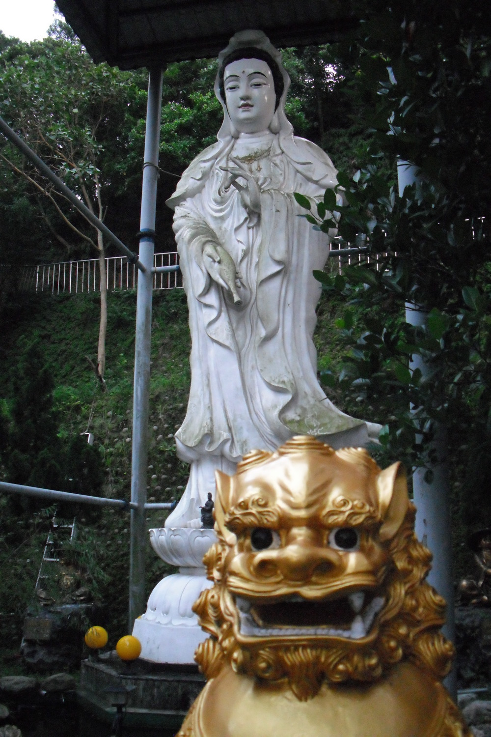 The Guanyin Statue