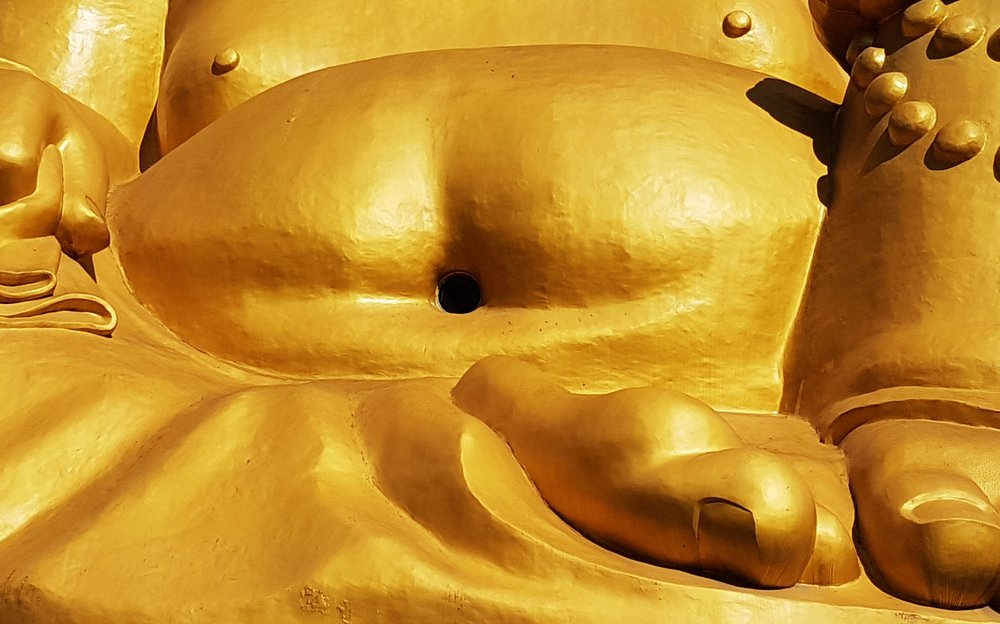Buddha belly porthole