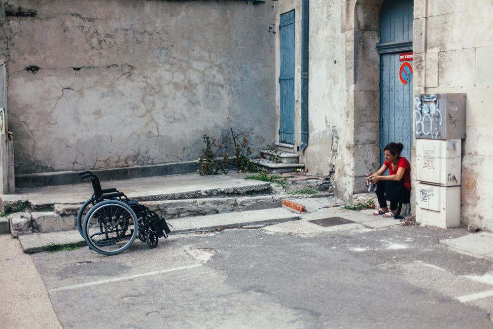 Arles, France 2014