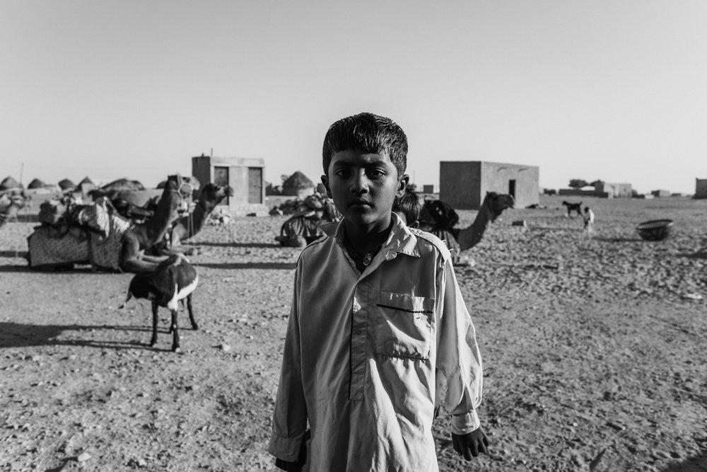 Rural Jaisalmer