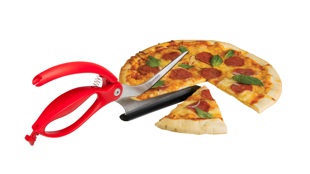 """Scizza - """"scissors perfectly cut pizza"""" $34.95"""