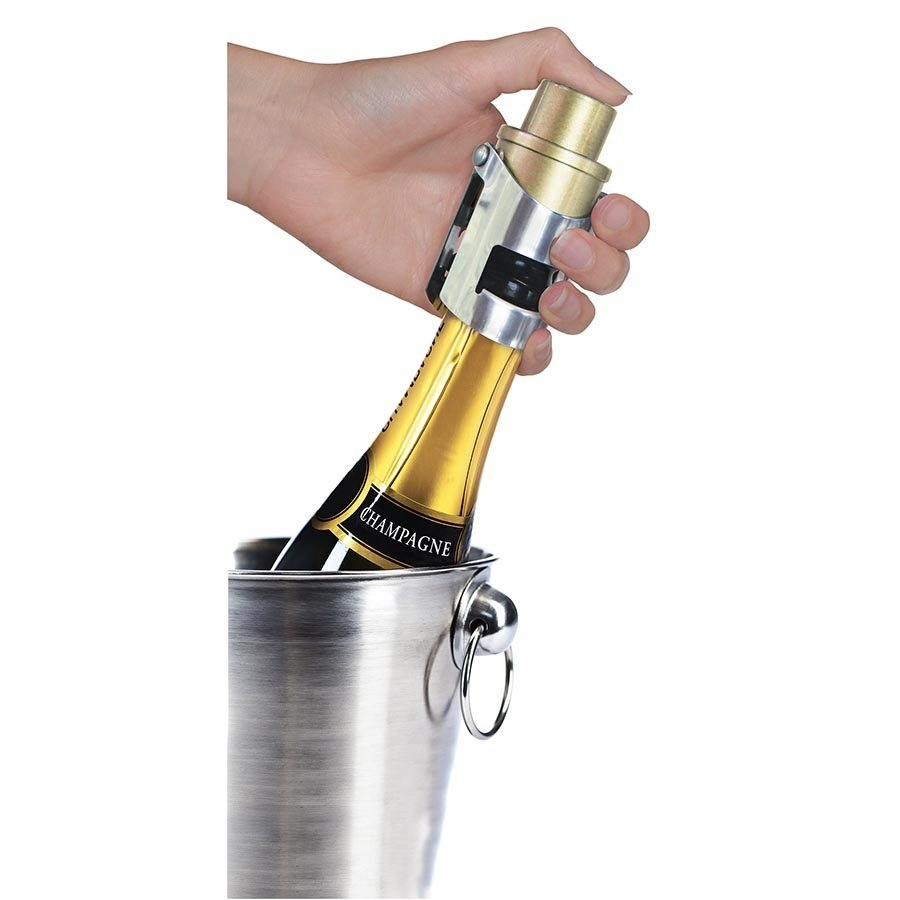 Pump It Up Champagne Stopper $8.95
