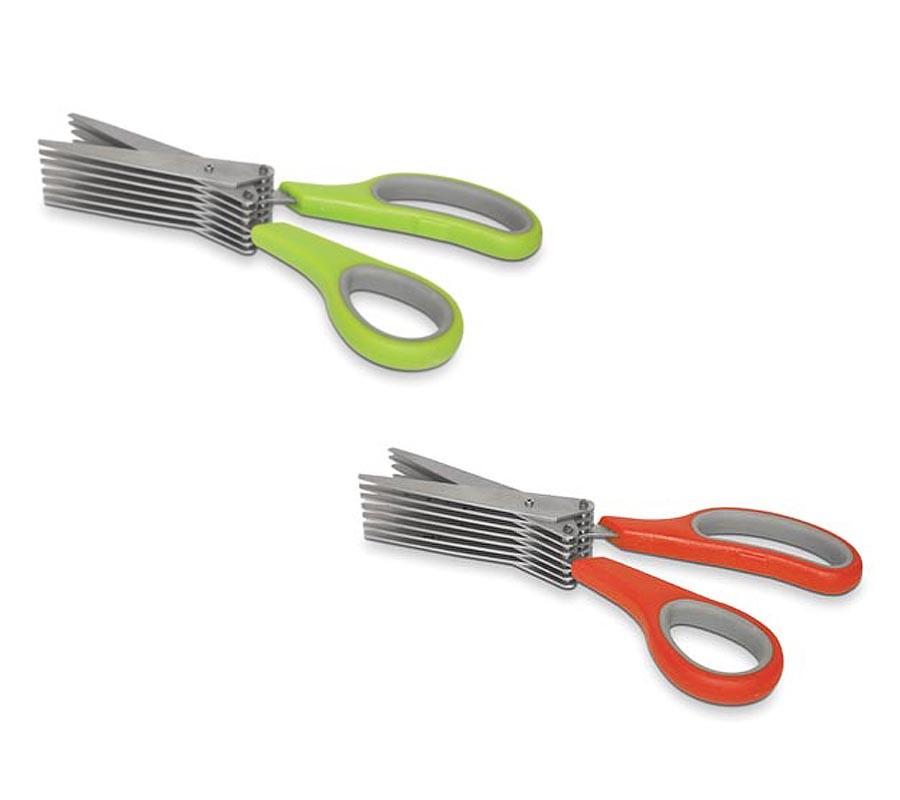 7-Blade Herb Scissors $11.95