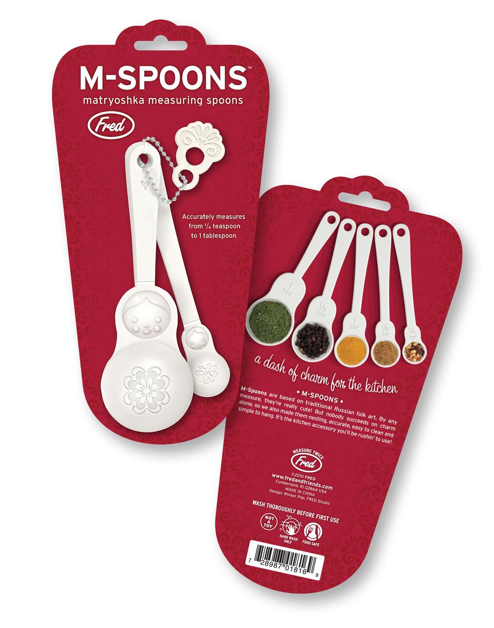 M-Spoons $10.95