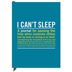 Inner Truth Journal - I Can't Sleep $27.95